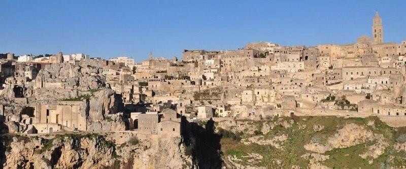 Come visitare i sassi di Matera senza guida