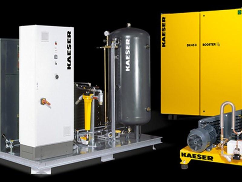 Il problema della condensa in un impianto ad aria compressa industriale