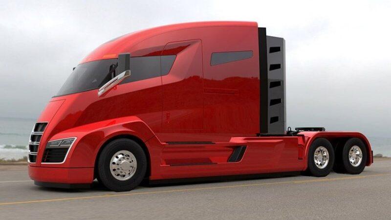 Il tempo dei camion e degli autobus elettrici è arrivato