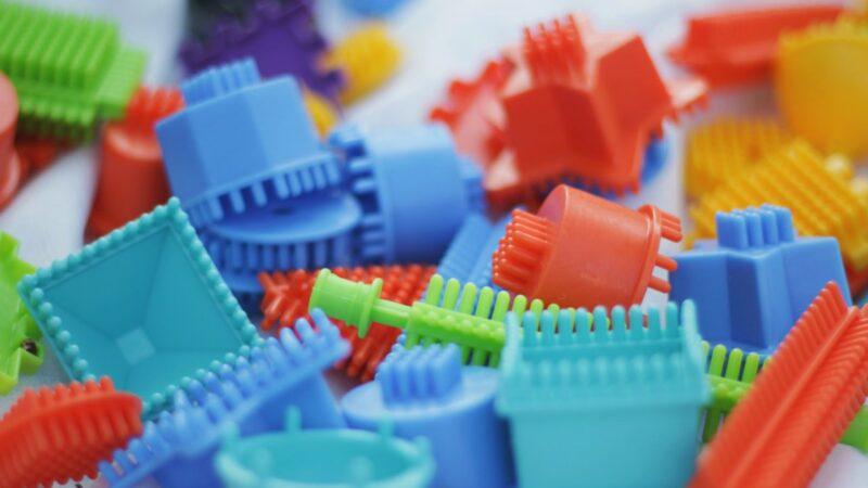 La produzione delle materie plastiche